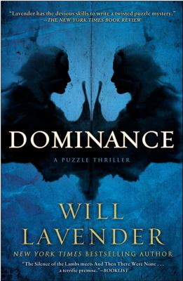 Dominance A Puzzle Thriller  2011 edition cover