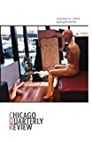 Chicago Quarterly Review Vol. 16, Spring/Summer N/A 9781489506306 Front Cover