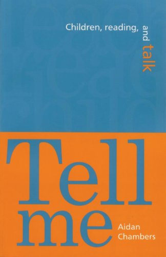 Tell Me Children, Reading, and Talk  1996 edition cover