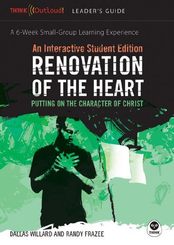 Renovation of the Heart Putting on the Character of Christ  2005 (Student Manual, Study Guide, etc.) edition cover