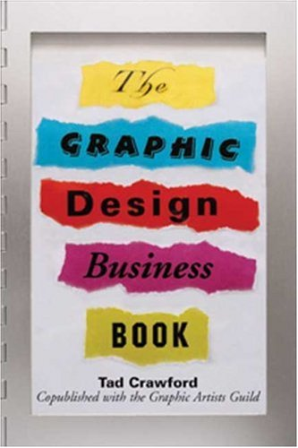 Graphic Design Business Book   2005 9781581154306 Front Cover