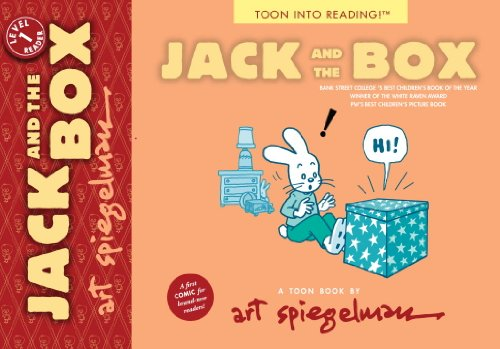 Jack and the Box  N/A 9781935179306 Front Cover