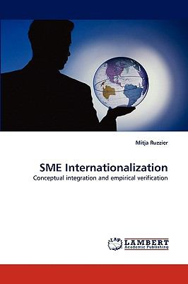 Sme Internationalization N/A 9783838368306 Front Cover