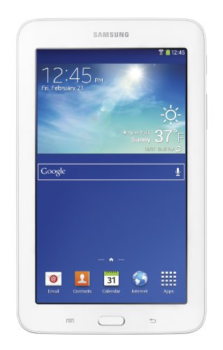 Samsung Galaxy Tab 3 Lite - 7-Inch - White - 8GB (WiFi Only) product image