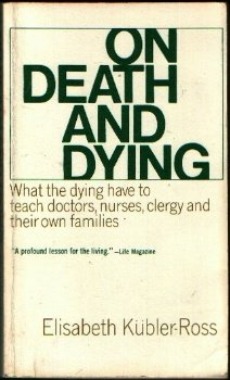 On Death and Dying   1970 edition cover