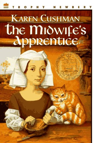 Midwife's Apprentice   1995 edition cover