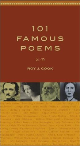 101 Famous Poems   2003 edition cover