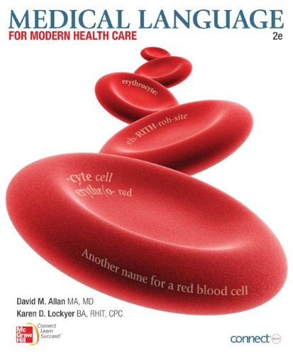 Medical Language for Modern Health Care  2nd 2011 edition cover