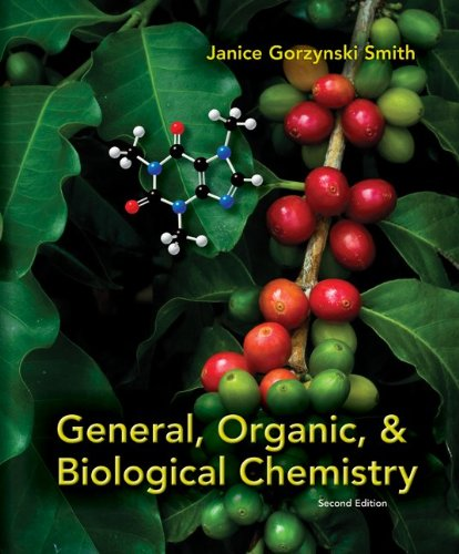 Loose Leaf Version for General Organic and Biological Chemistry  2nd 2013 edition cover