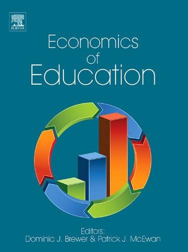 Economics of Education   2010 edition cover
