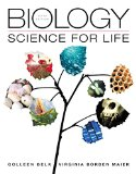 Biology: Science for Life  2015 9780133892307 Front Cover