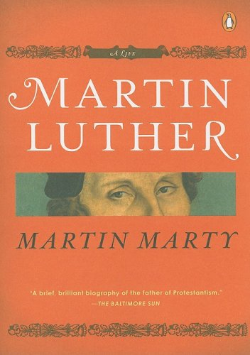 Martin Luther A Life  2008 edition cover