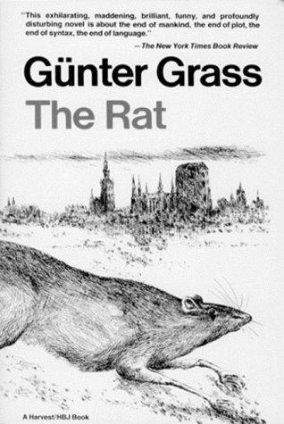 Rattin   1989 edition cover
