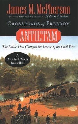 Crossroads of Freedom Antietam Reprint edition cover