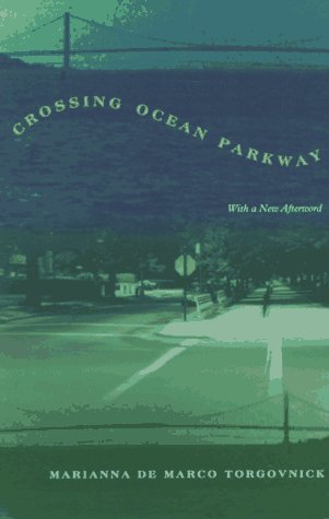 Crossing Ocean Parkway  N/A 9780226808307 Front Cover