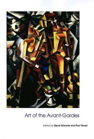 Art of the Avant-Gardes   2003 edition cover