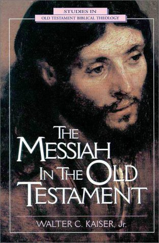 Messiah in the Old Testament   1995 edition cover
