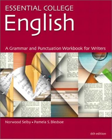 College English A Grammar, Punctuation, and Writing Workbook 6th 2003 (Revised) edition cover