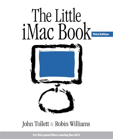 Little iMac Book  3rd 2002 (Revised) 9780321116307 Front Cover
