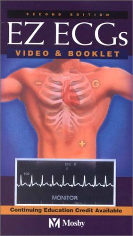 EZ ECGs 2nd 2001 (Revised) edition cover