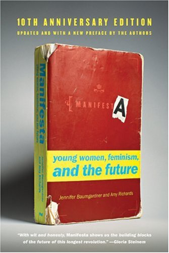 Manifesta Young Women, Feminism, and the Future 10th 2010 (Anniversary) edition cover
