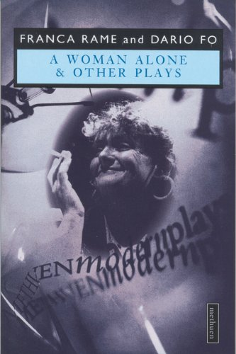 Woman Alone and Other Plays   2003 edition cover