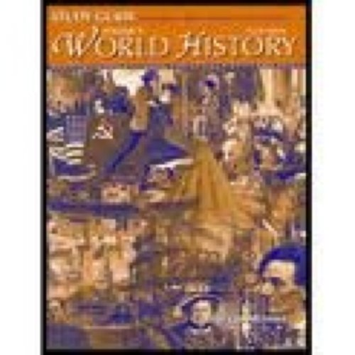 World History  4th 2002 (Guide (Pupil's)) 9780534587307 Front Cover