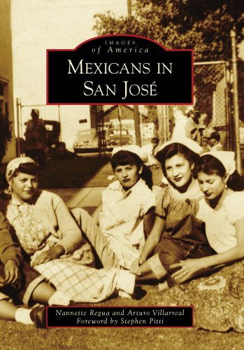Mexicans in San Jose   2009 edition cover