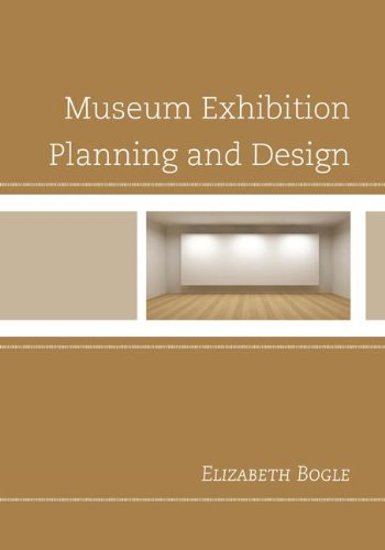 Museum Exhibition Planning and Design  N/A edition cover