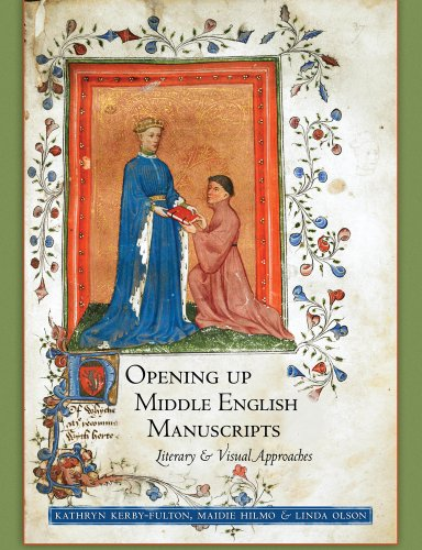 Opening up Middle English Manuscripts Literary and Visual Approaches  2012 edition cover