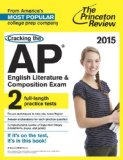 Cracking the AP English Literature and Composition Exam, 2015 Edition  N/A edition cover