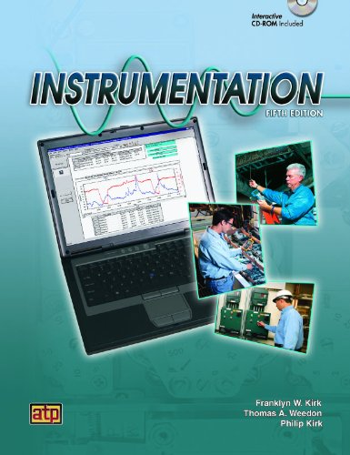Instrumentation  5th 2010 edition cover