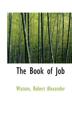 Book of Job  N/A 9781113174307 Front Cover