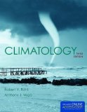 Climatology  3rd 2015 edition cover