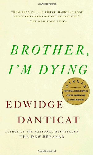 Brother, I'm Dying  N/A edition cover