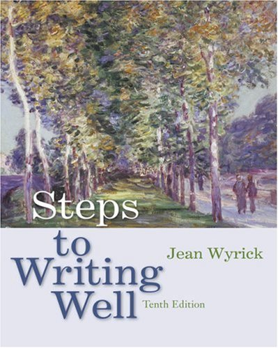 Steps to Writing Well  10th 2008 (Revised) edition cover