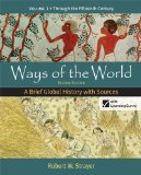 Ways of the World: A Brief Global History With Sources  2012 9781457647307 Front Cover