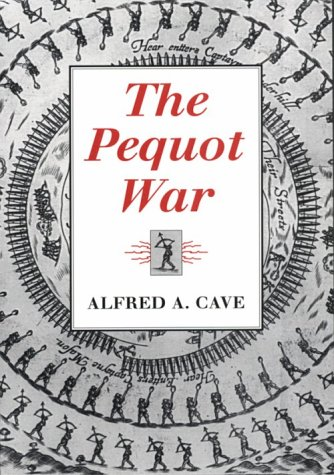 Pequot War  N/A edition cover
