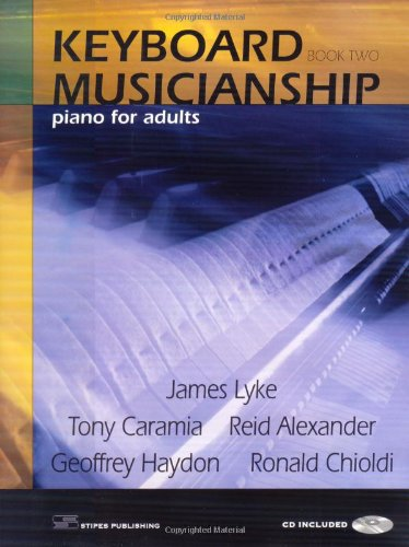 Keyboard Musicianship: Piano for Adults Book Two  2010 edition cover