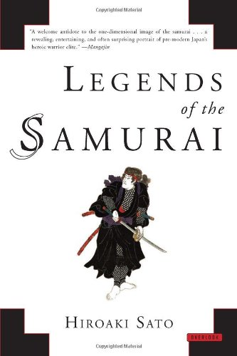 Legends of the Samurai  N/A edition cover