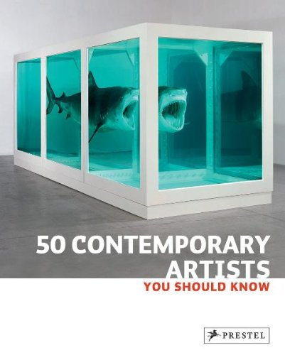 50 Contemporary Artists You Should Know   2011 9783791345307 Front Cover
