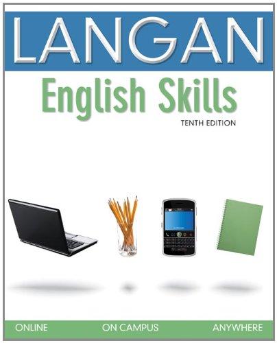 English Skills  10th 2012 edition cover