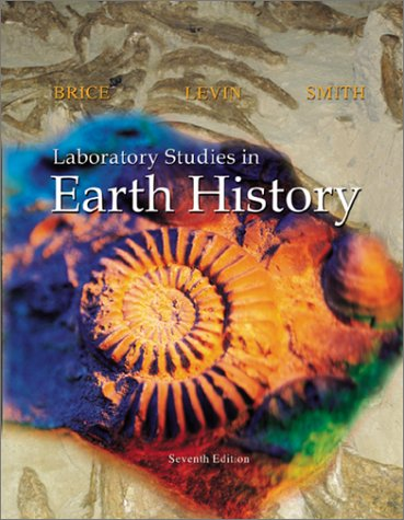 Laboratory Studies in Earth History  7th 2001 edition cover