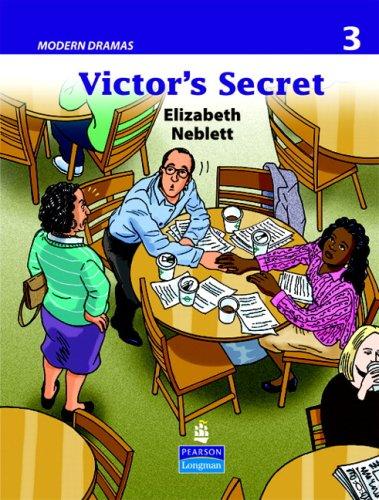 Victor's Secret (Modern Dramas 3)   2008 edition cover