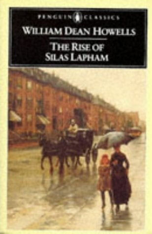 Rise of Silas Lapham   2002 edition cover