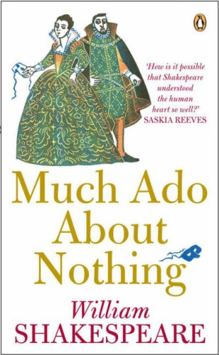 Much Ado About Nothing (Penguin Shakespeare) N/A edition cover