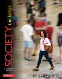 Society The Basics PLUS NEW MySocLab with Pearson EText -- Access Card Package 13th 2015 edition cover