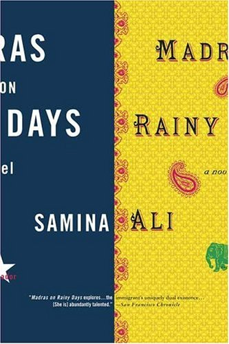 Madras on Rainy Days A Novel  2005 9780312423308 Front Cover