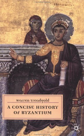 Concise History of Byzantium   2001 (Revised) edition cover