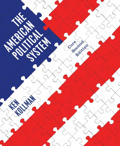 The American Political System: Without Policy Chapters  2013 edition cover